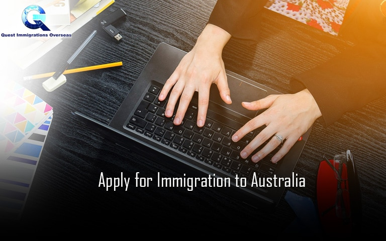 Apply for Immigration to Australia