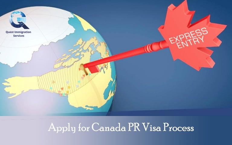 Apply for Canada PR Visa Process