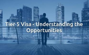 Apply for Tier 5 Visa UK