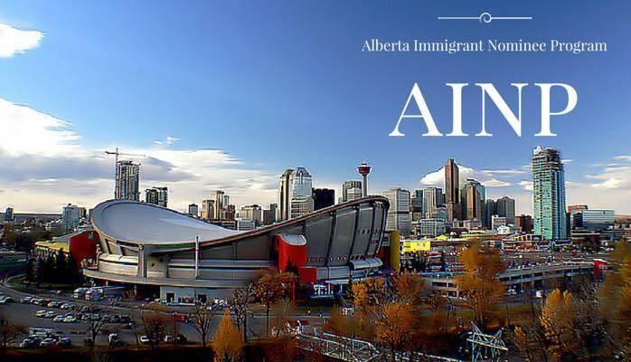 Immigrate to Alberta
