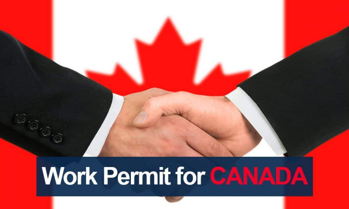 Canada Work Permit Visa