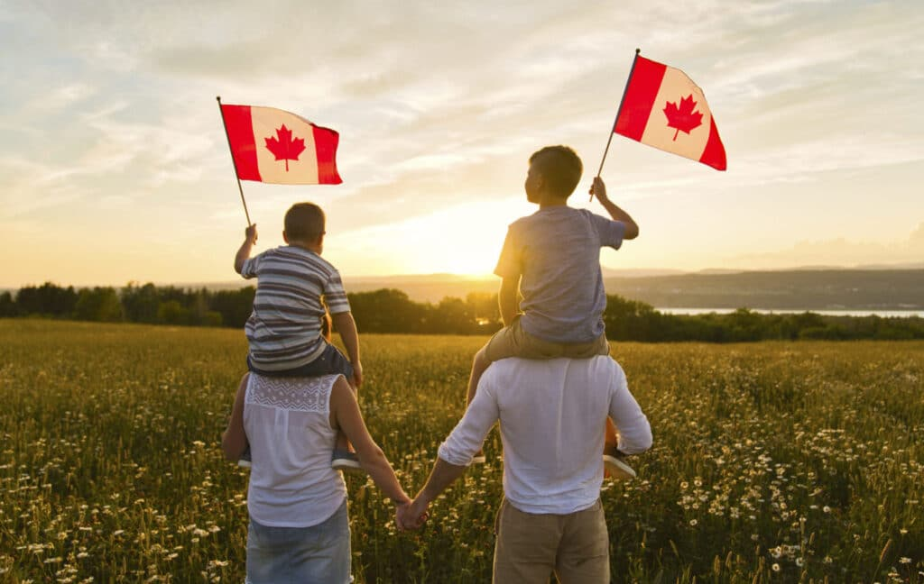 Canada Family Sponsorship Visa,